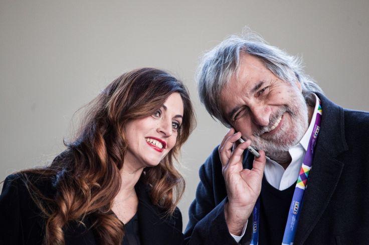 Alfredo Accatino e Petra Loreggian