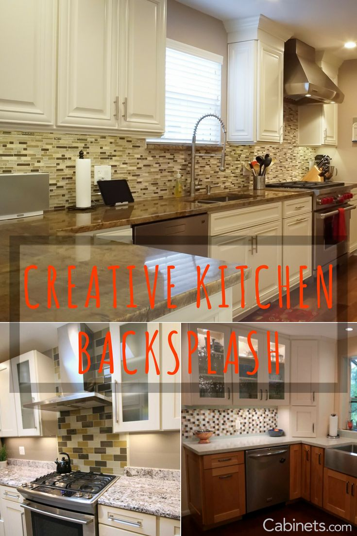 Kitchen cabinets eastern ct - Learn How You Can Add Creative Backsplash To Your Kitchen