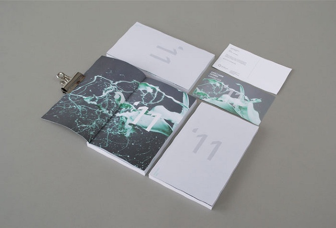 Emily Carr 2011 Degree Exhibition Branding & Catalogue