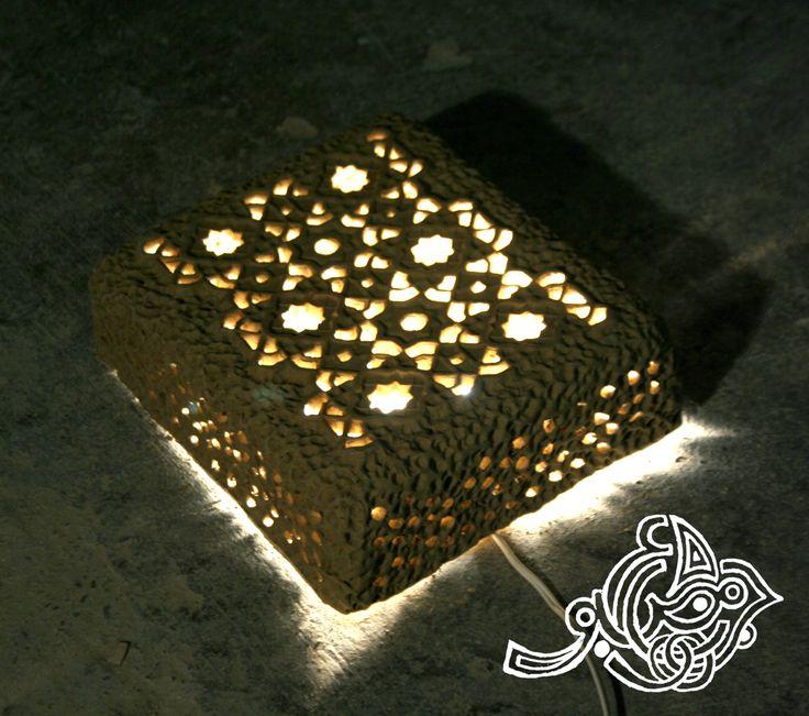 #CERAMICS #LAMP #DESIGN