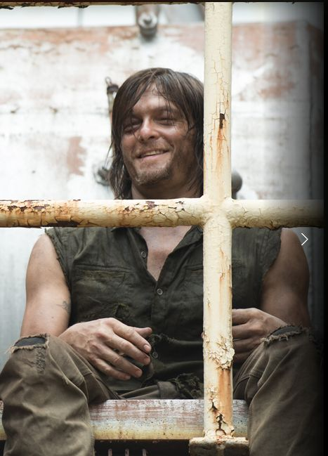 The Walking Dead Season 5 Behind-the-Scenes Photos
