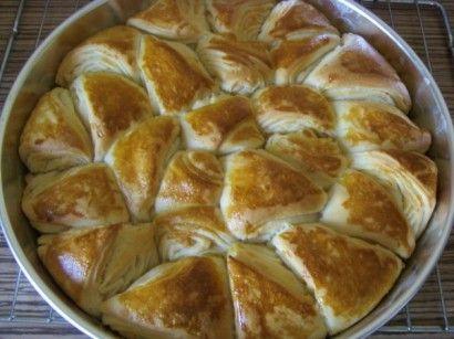 Bulgar Ekmeği Tarifi - Bulgar Ekmeği yapımı için gereken malzemeler ve yapılışı Yemek tarifleri -tr.com'da
