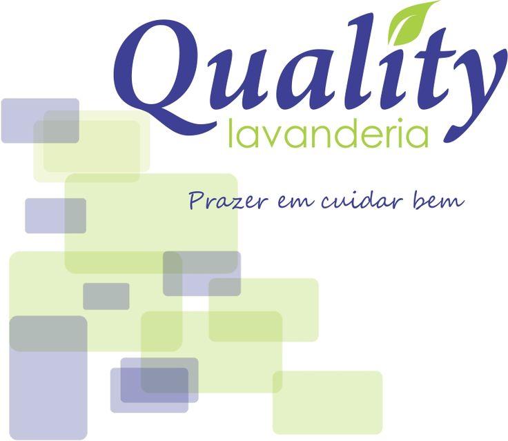 Logotipo - Quality lavanderia