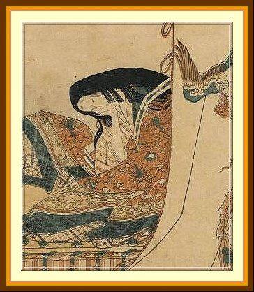 Одежда японских женщин в этот период сильно отличалась от современных кимоно и от одежды, которую носили в другие периоды японской истории. Наряд японок эпохи Хейан часто называют общим термином дзюни-хитоэ (двенадцать слоев), но в реальности число слоев могло быть различным. До XI века число слоев достигало 20, а потом было строго ограничено до пяти.
