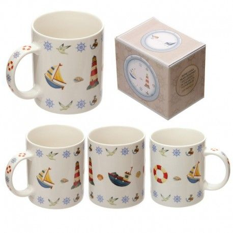 Mug design motifs Marin