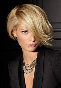 Saçlarınıza uygulayabileceğiniz asimetrik saç modelleri 10