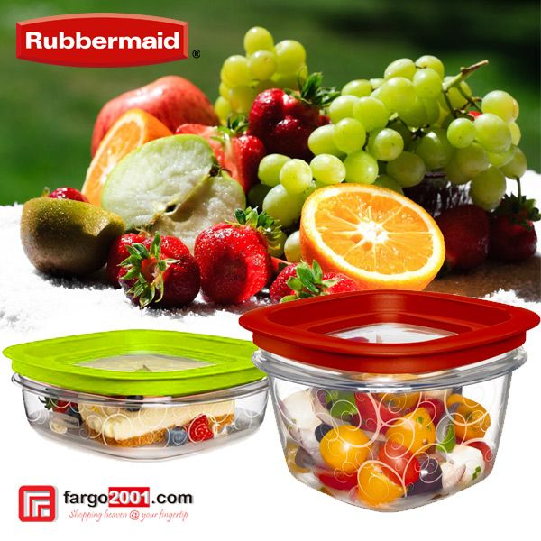 Organizing your kitchen just got easier with Rubbermaid ! http://fargo2001.com/housewares-315/food-storage-338/rubbermaid-339