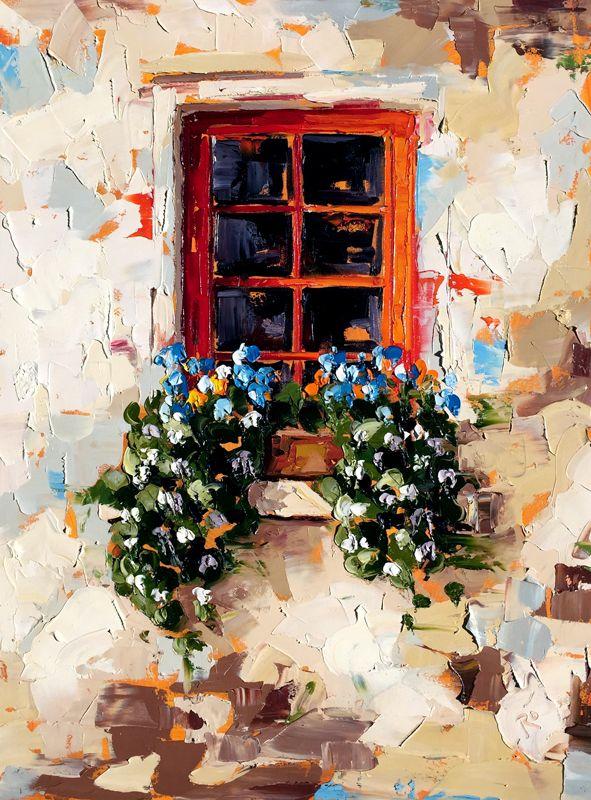 Secret Window by Roisin O'Farrell