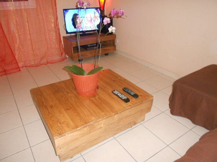 1000+ ideas about Meuble Tv En Palette on Pinterest ...
