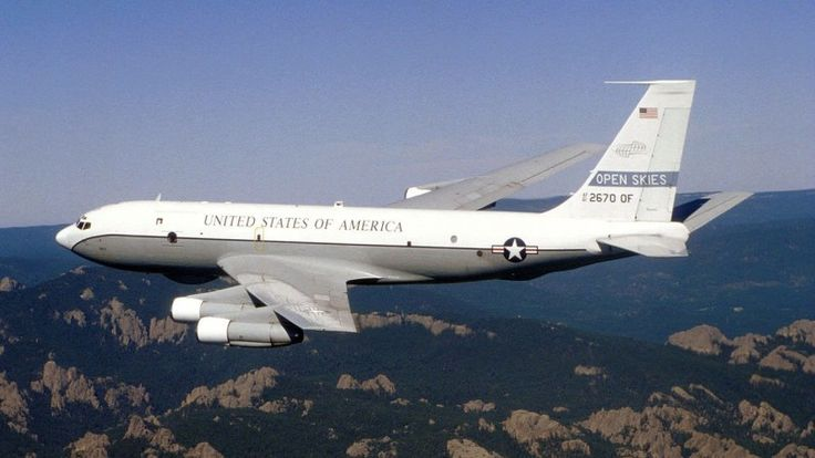 U S Air Force Cancels Open Skies Treaty Aircraft Recapitalization Program In 2020 Aircraft Air Force Kamikaze Pilots