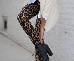 cheetah leggings