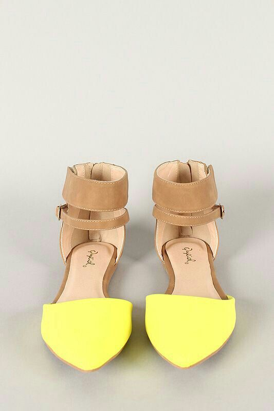 25 Best Images About Zapatos Bajos Picudos On Pinterest