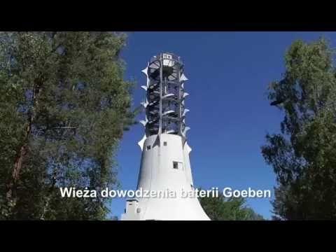 Wieża dowodzenia baterii Goeben