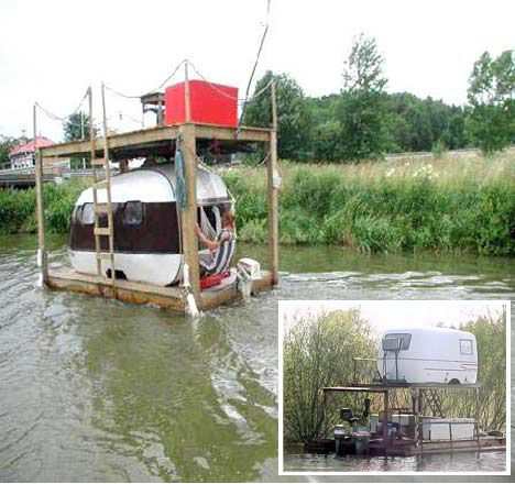 17 Extreme Houseboats and House Boat Designs: From Luxury Habitats to Humble Floating Homes