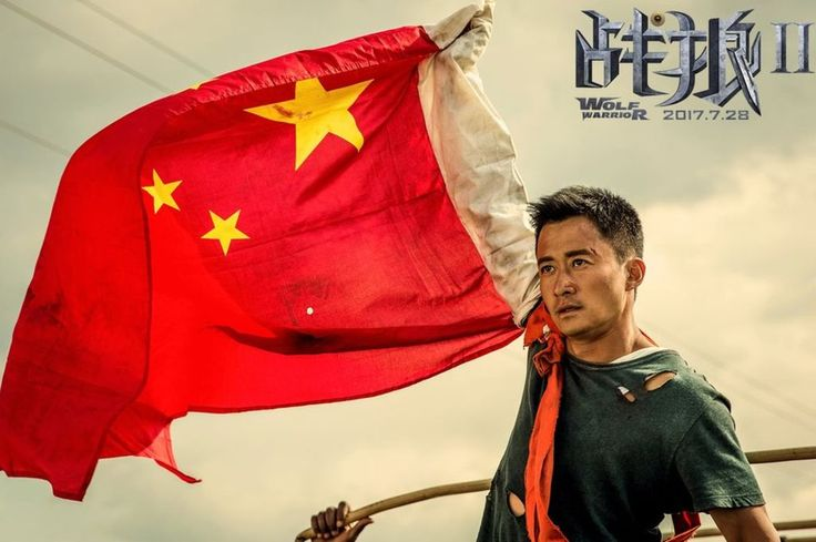 Wolf Warrior 2: The nationalist action film storming China