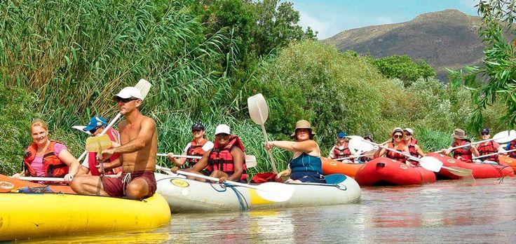 Breede River Rafting