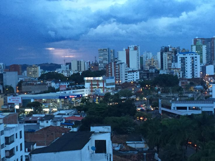 La ciudad bonita,Bucaramanga