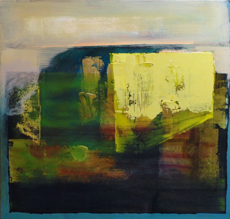 #Wicklow Abstraction by #TomByrne from #DukeStreetGallery Dublin