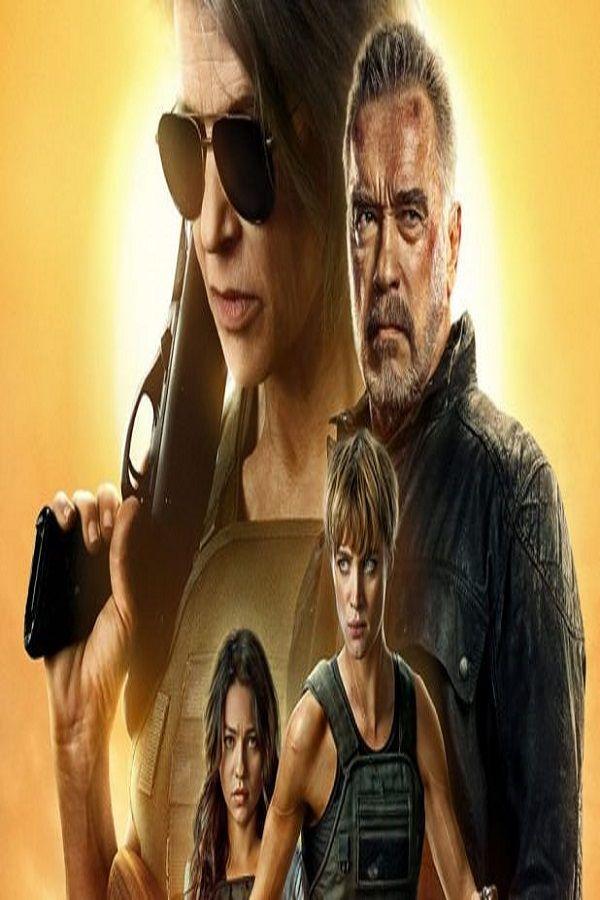 Latest Of Arnold Schwarzenegger S Iconic Terminator Franchise Dark Fate Hits India On November 1 2019 Terminator Streaming Movies Movies