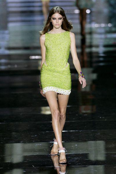 Roberto Cavalli at Milan Fashion Week Spring 2009 - Runway Photos