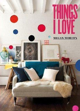 THINGS I LOVE H.B NOV'12 (9781921382758) - Brumby Sunstate