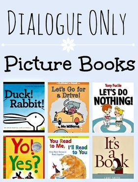When writing a book how do you write dialogue