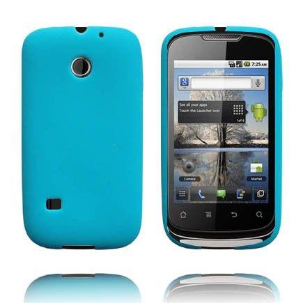 Soft Shell (Lyseblå) Huawei Sonic Cover