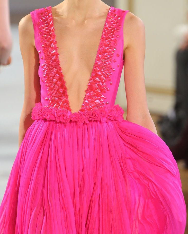 monsieur-j:    Christophe JosseS/S 2012 Haute-Couture Runway Details