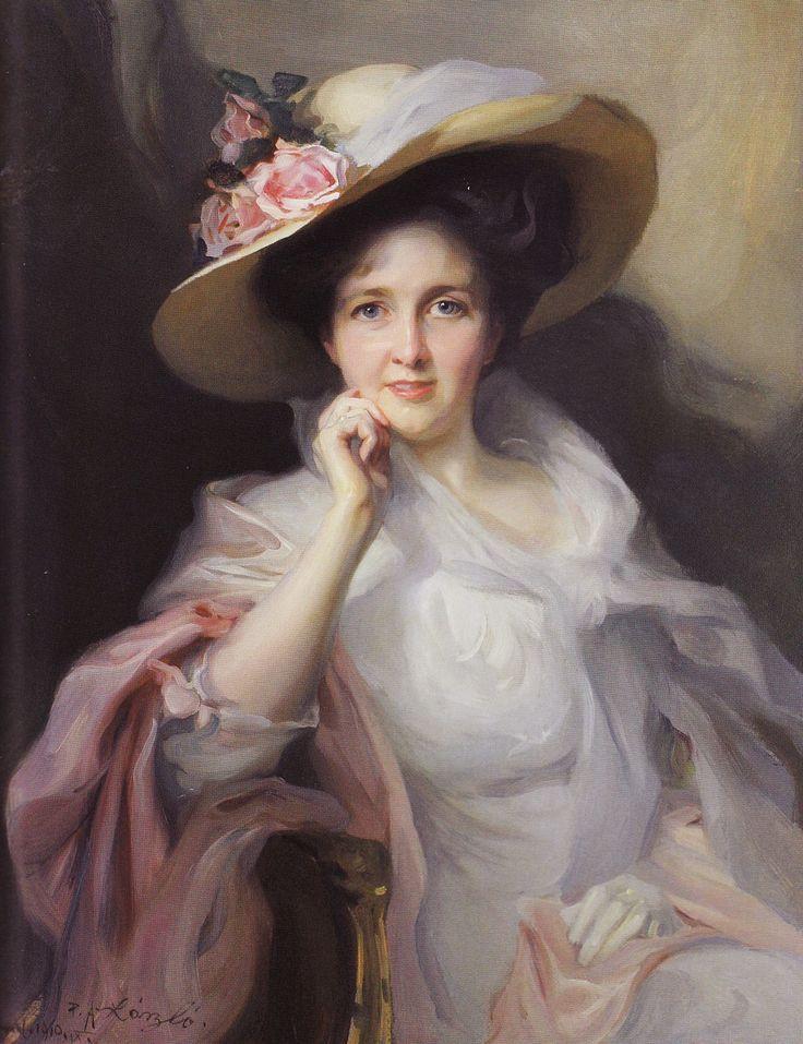 63 best hat tip images on pinterest oil on canvas oil paintings philip alexius de lszl publicscrutiny Choice Image