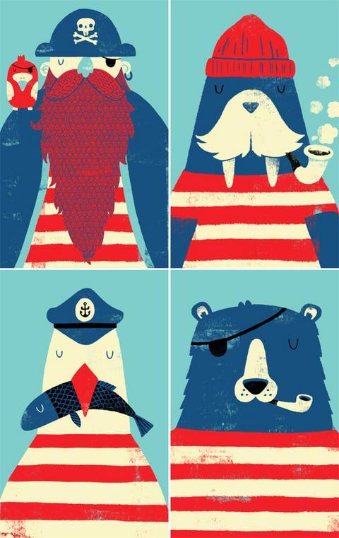 Trend Alert: Surly Sailors