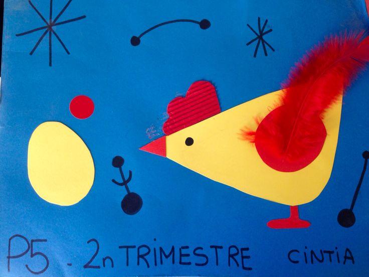 Portada Miró segon trimestre