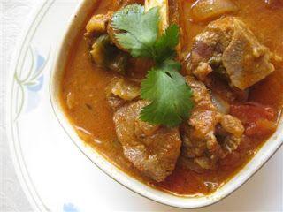 Denny Chef Blog: Agnello al cocco e curry