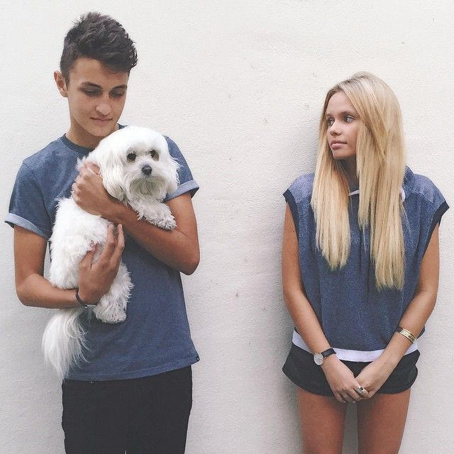 Alli and tanner dating