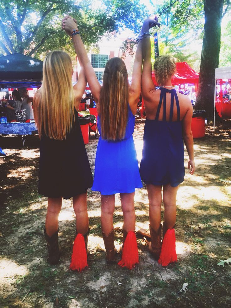 Ole Miss Game Day 2015