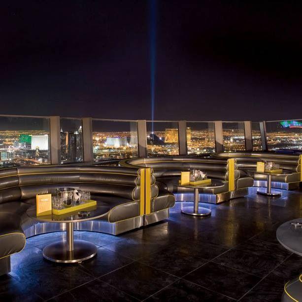 Rooftop Lounge Las Vegas Strip Pinterest Lounges