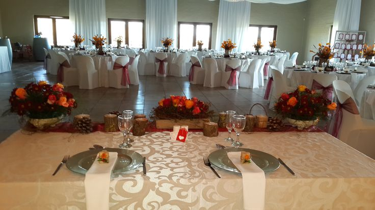 Autumn Wedding - The venue