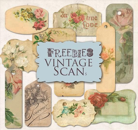 etiquetas vintage - Buscar con Google