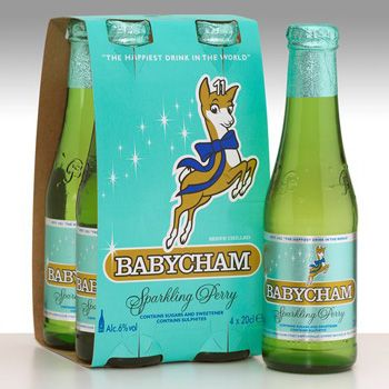 Before kids were allowed in pubs, my mom and aunt used to stay in drinking babycham or cherry b's while the men went to the pub. In those days you used to get 1p for every empty bottle you used to return to the off licence. My sister and I used to have the job of loading them up into my mums tartan shopping trolley and taking the empties back, but not before we had tried to swig the last drops out on the way......lol....two kids drunk in charge of a tartan shopping trolley!