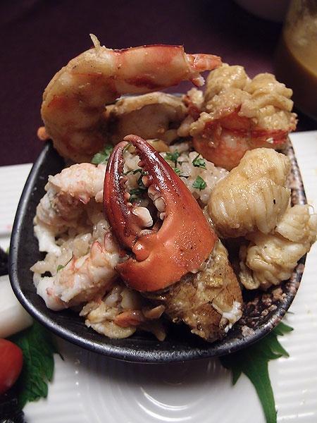 Dang!  Missing my Joe's Crab Shack!