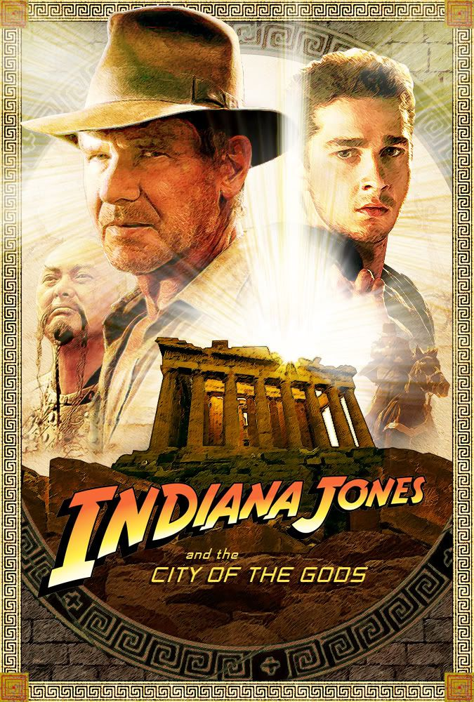 Indiana Jones and the City of the Gods