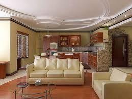 Картинки по запросу дизайн гостинной с кухней в доме
