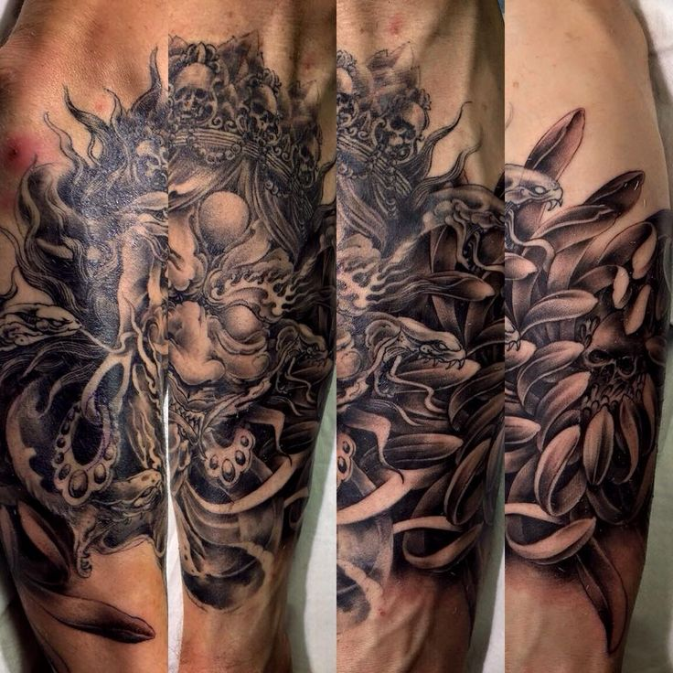 140 best images about tattoo works by kob on pinterest lion tattoo ganesha and thai style. Black Bedroom Furniture Sets. Home Design Ideas