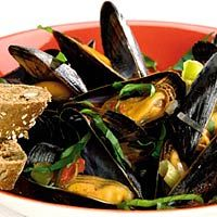 Recept - Italiaanse mosselen - Allerhande