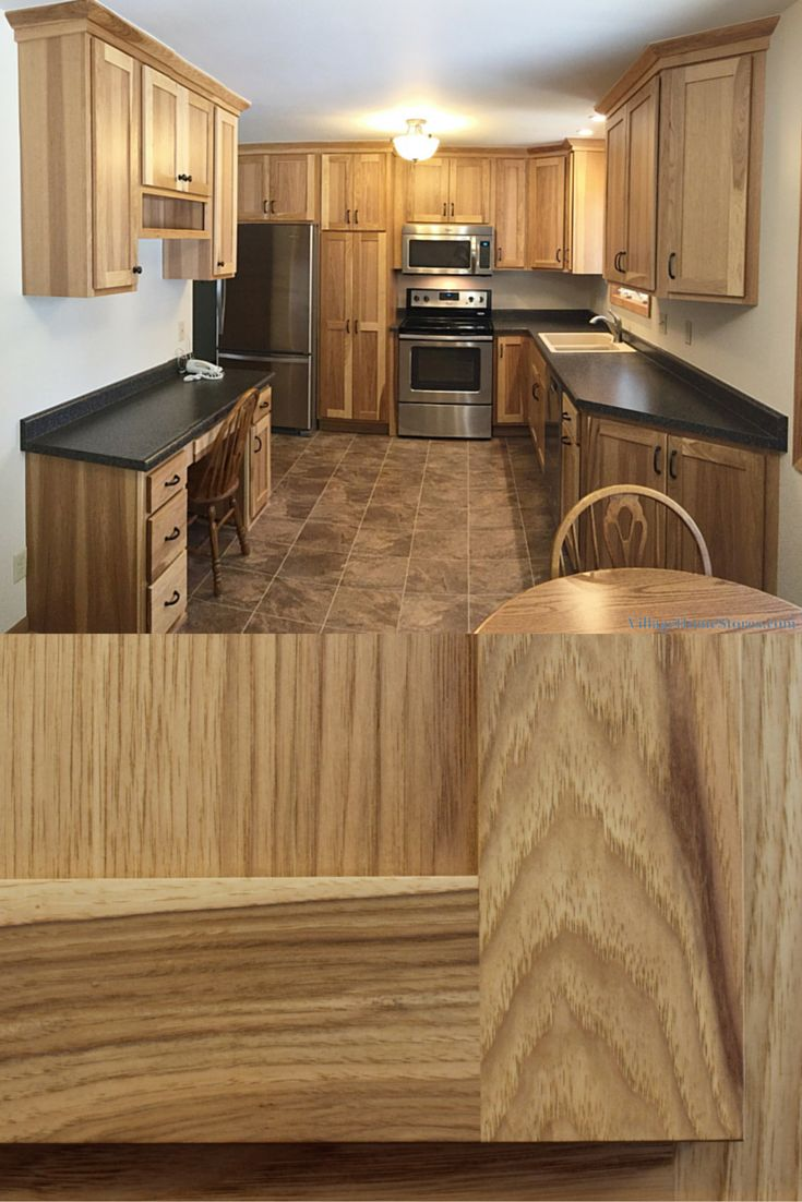East Moline Remodel: Hickory Steals The Show!