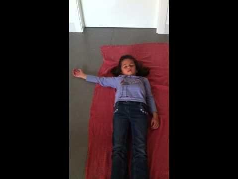 Ejercicios de relajación para niños