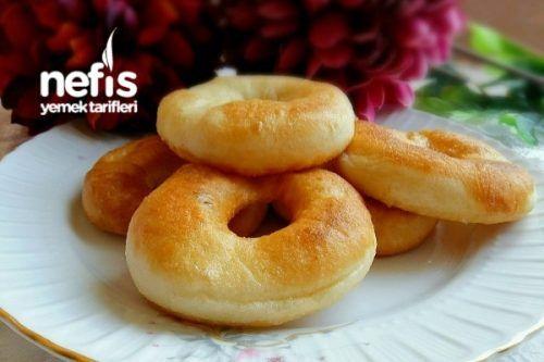 Süper Donut Pişi Tarifi