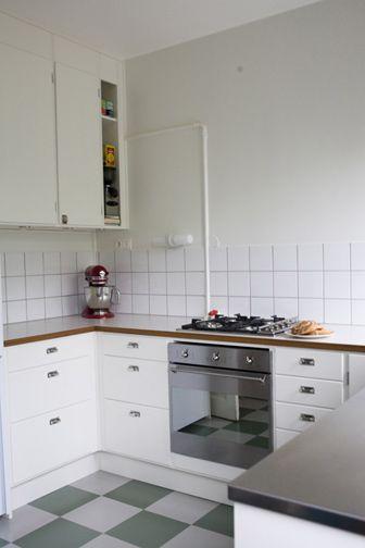 Kök från funkis fram till 60-talet | Byggahus.se