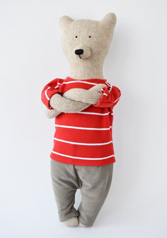 Hey, I found this really awesome Etsy listing at https://www.etsy.com/listing/218974209/maylo-the-bear-primitive-teddy-bear