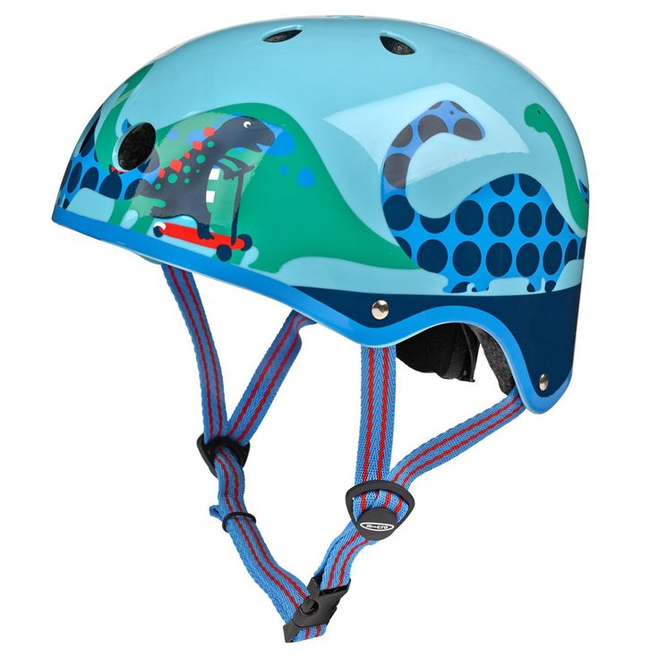Micro Safety Helmet: Scootersaurus Dinosaur | Micro Scooters