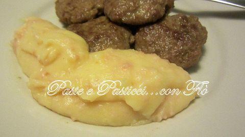 Purè di patate col bimby